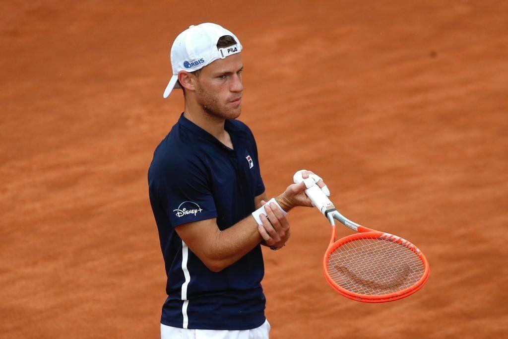 Diego Schwartzman tendrá un debut accesible en Roland Garros