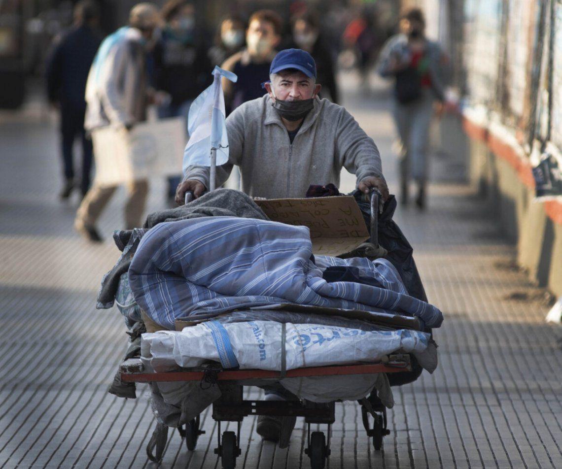 Más trabajadores en la pobreza