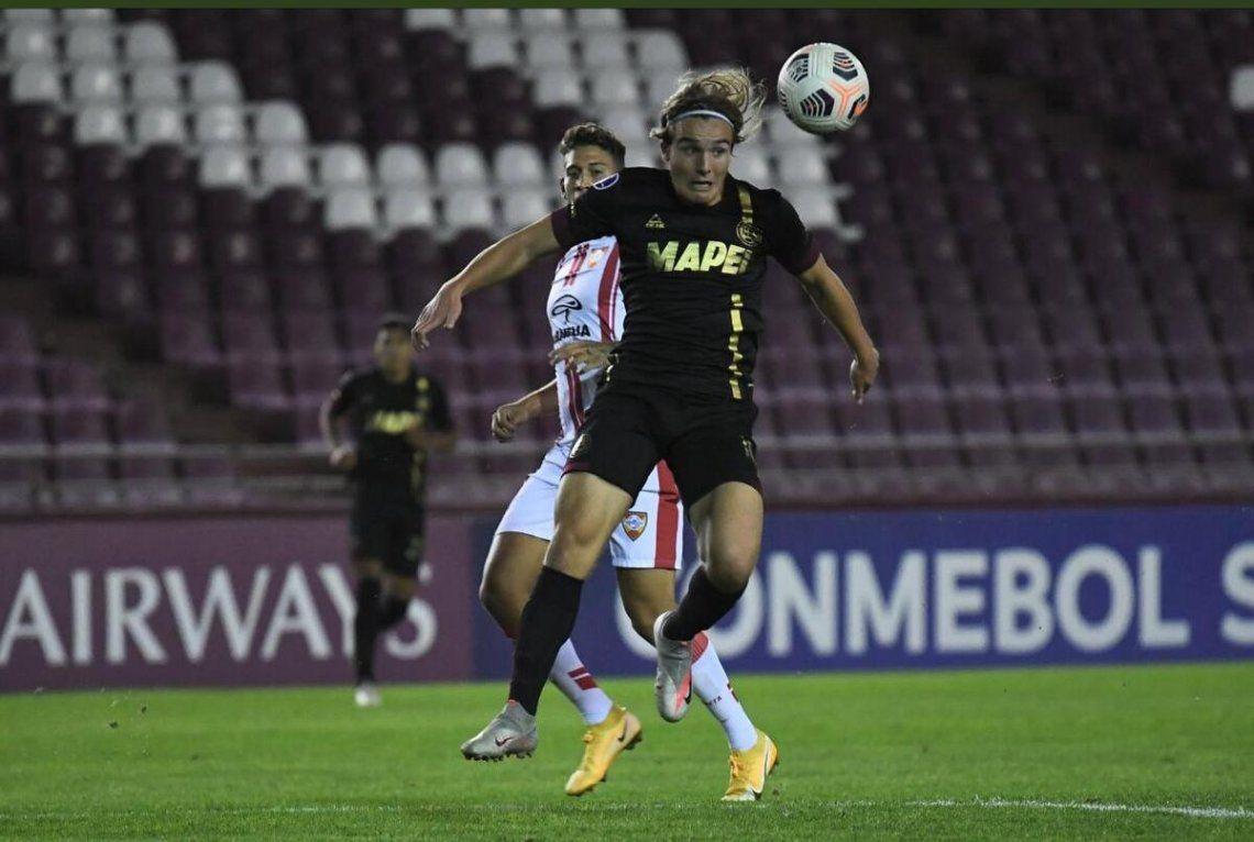 Lanús y Aragua finalizaron su participaión en la Sudamericana con un opaco 0-0