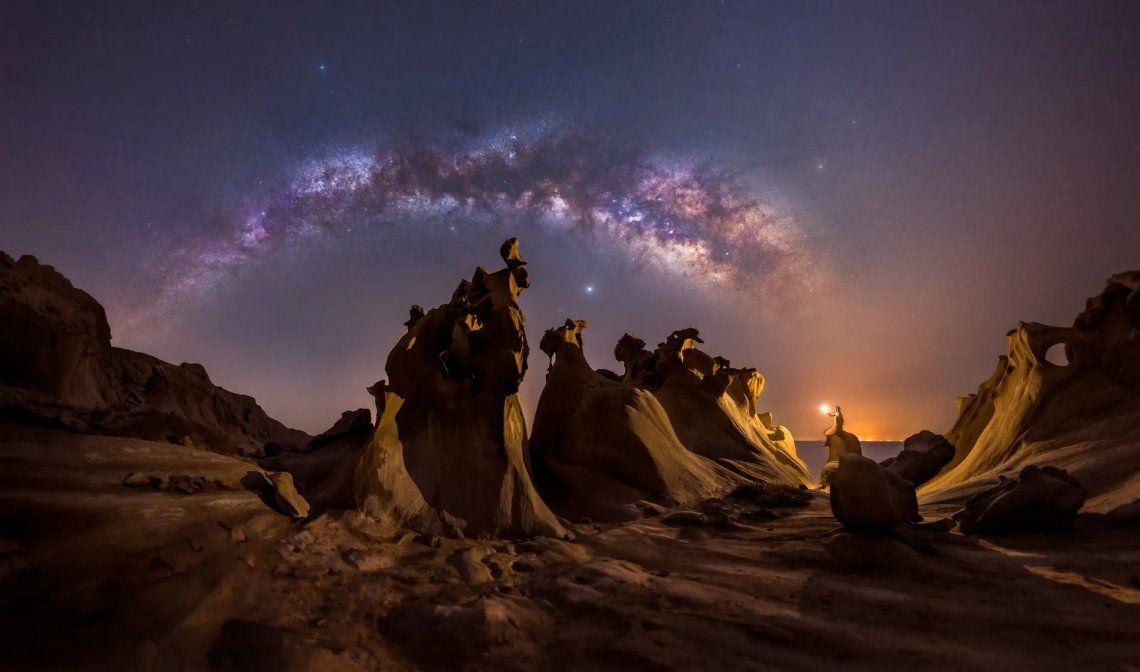 Amantes de la noche por Mohammad Hayati