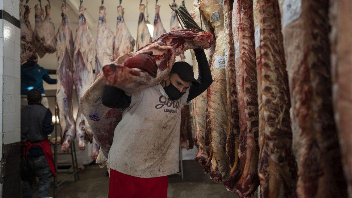 Carne: El campo extiende el paro hasta el miércoles.