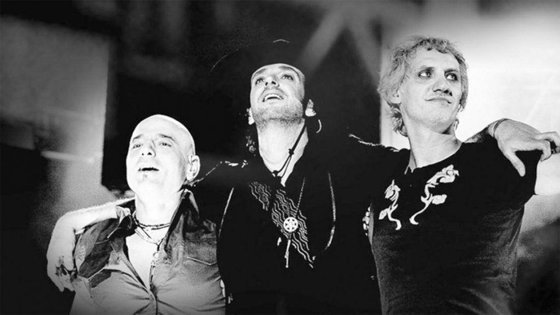 Soda Stereo publicó la segunda parte de Me verás volver.