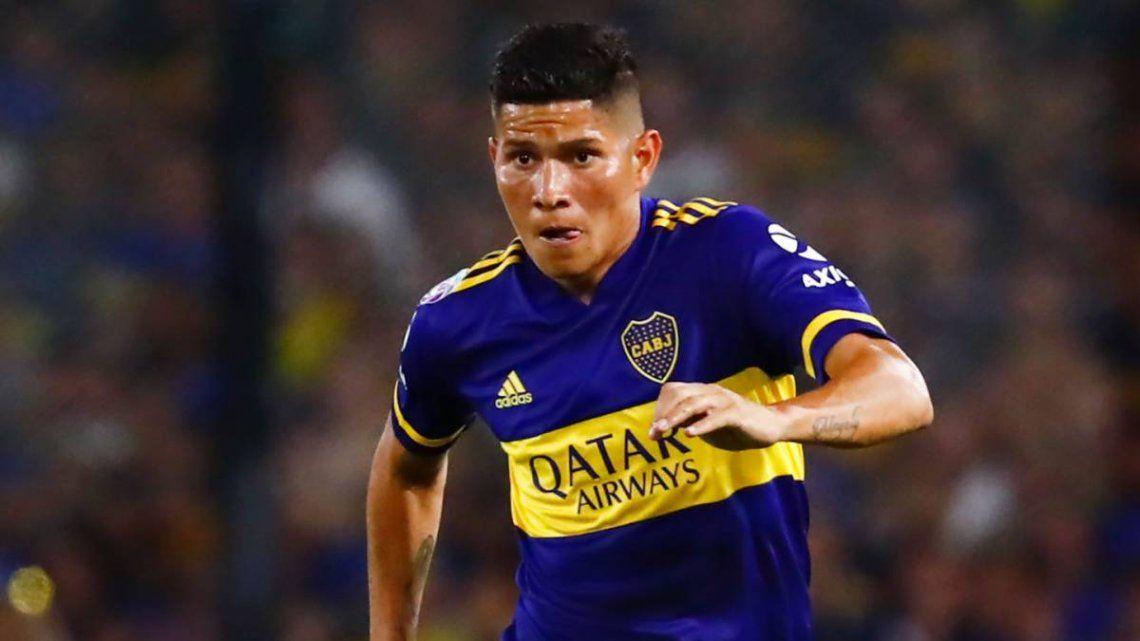 Jorman Campuzano ingresará en lugar de Almendra
