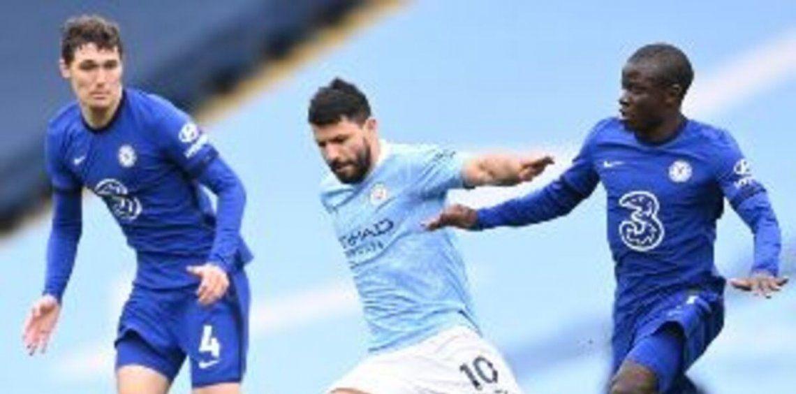 Chelsea y City se conocen desde la Premier.