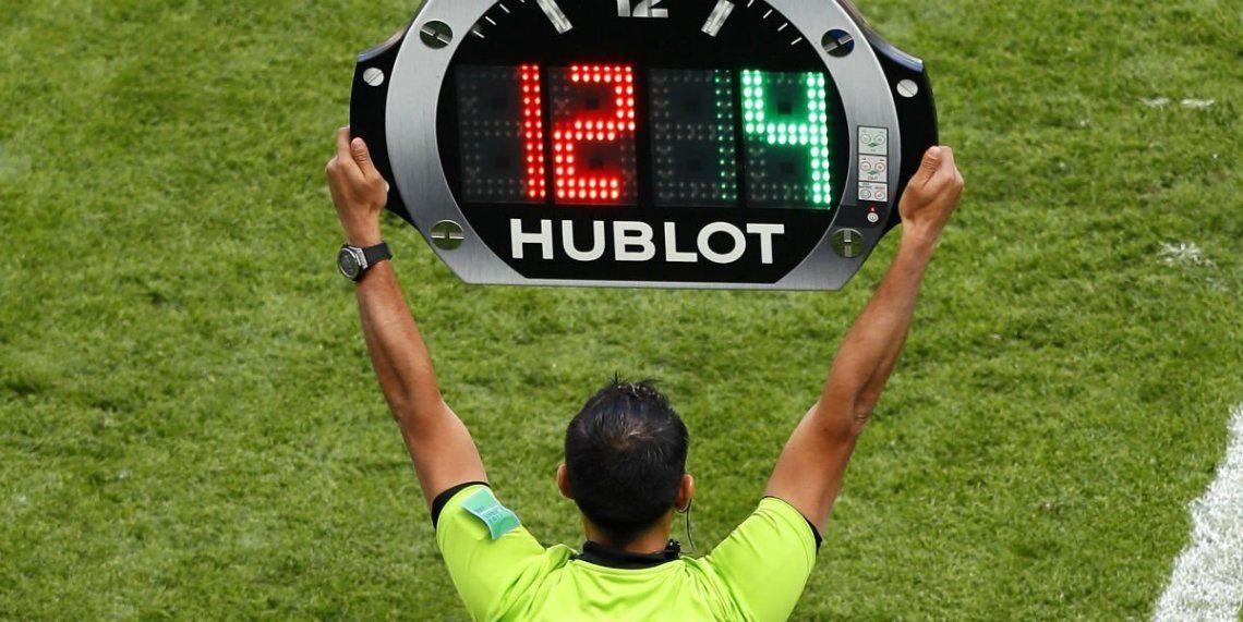 IFAB acordó la extención de los cinco cambios.