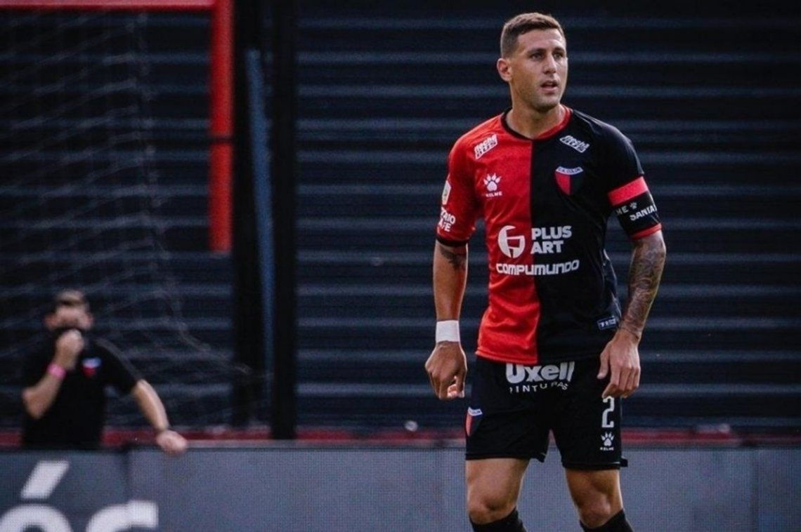 Bruno Bianchi se lesionó y no jugaría ante el Rojo