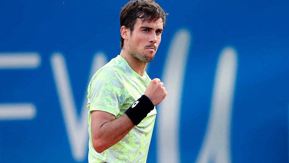 Guido Pella debuta en Roland Garros este domingo