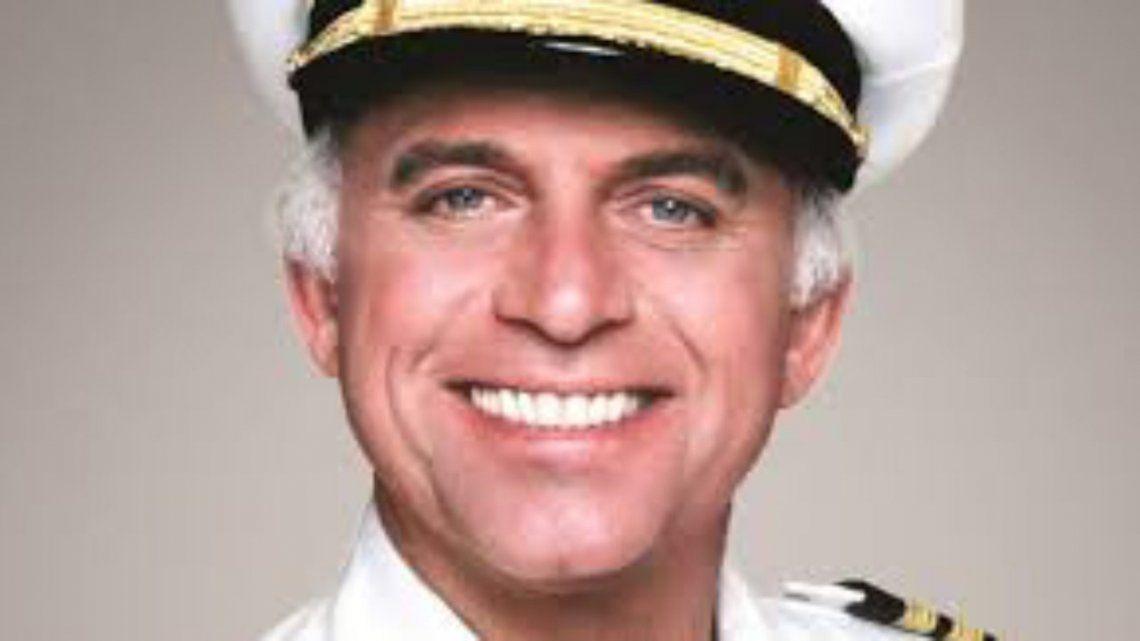 Murió el capitán de El Crucero del Amor