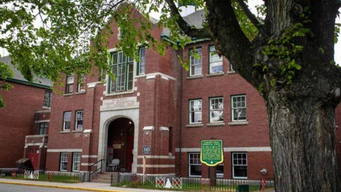 La institución educativa donde fueron hallados los restos cerró en 1978.