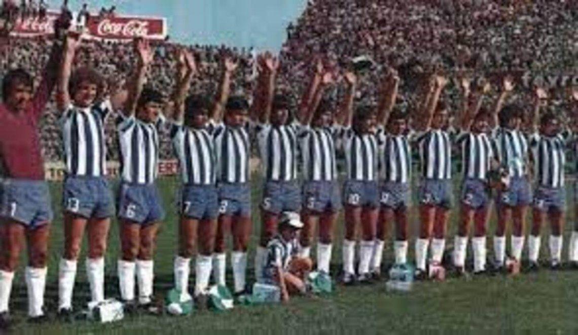 Se cumplen 90 años de fútbol profesional en nuestro país.