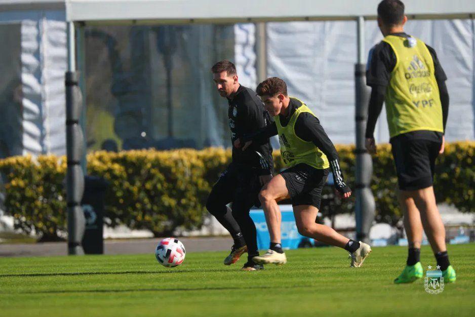 Lionel Messi dejó en claro cuál es el objetivo de la Selección argentina de cara a la doble competencia que se avecina.