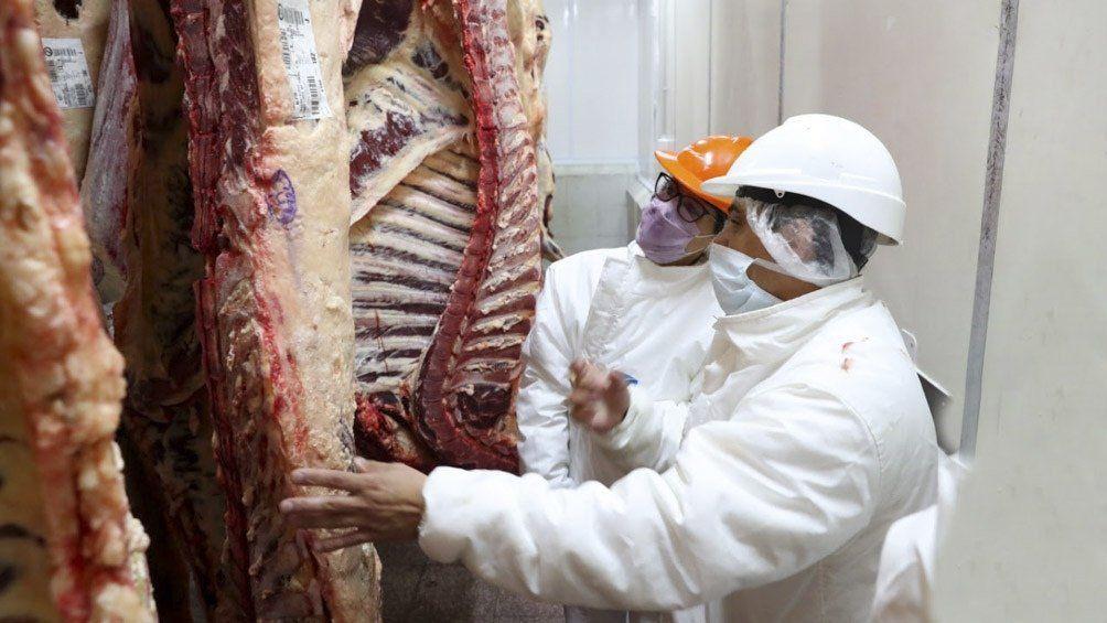 Aduana detectó irregularidades en las exportaciones de 19 empresas frigoríficas.