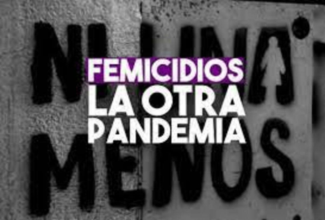 94 femicidios se registraron en en el primer semestre del año en la Argentina.