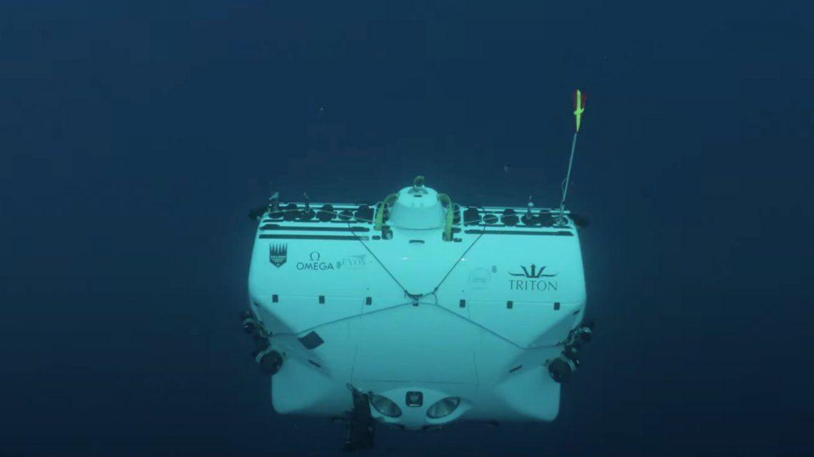 Científicos descendieron a la tercera fosa oceánica más profunda y volvieron frustrados