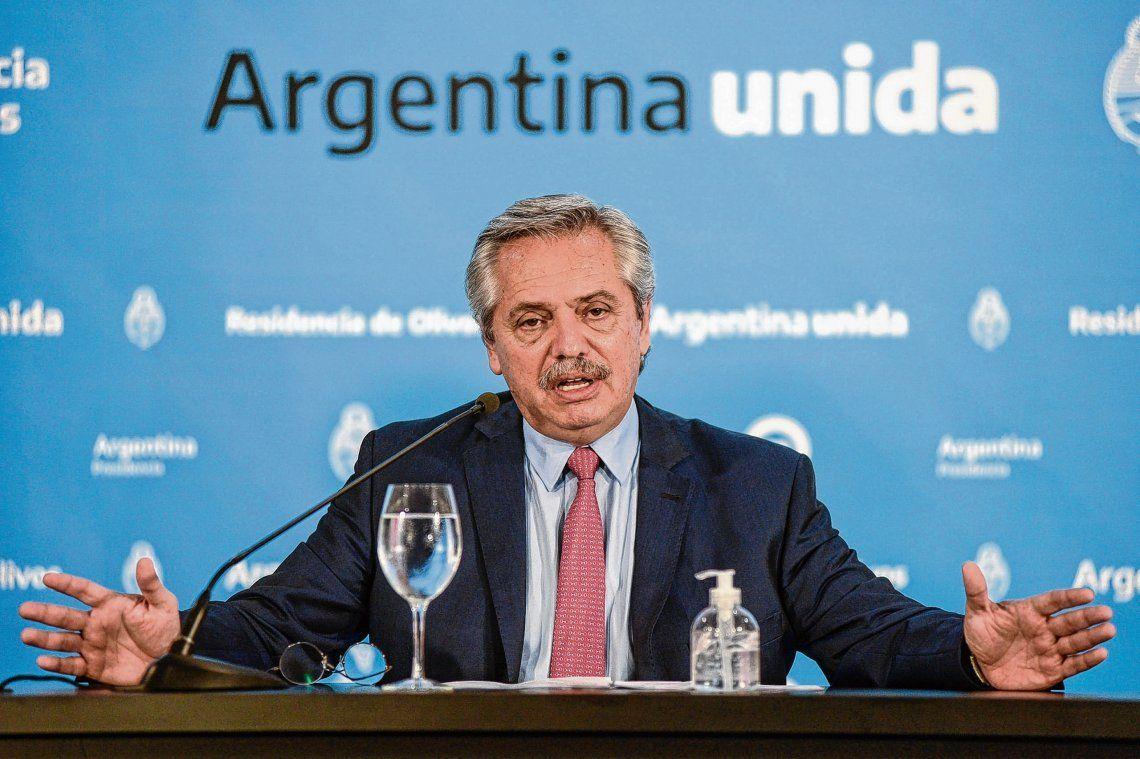 Consultado sobre las recomendaciones de Macri para negociar con el FMI