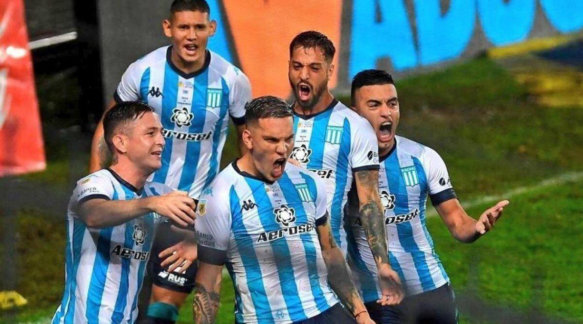 Racing es el primer finalista de la Copa de la Liga luego de ganarle a Boca por penales.