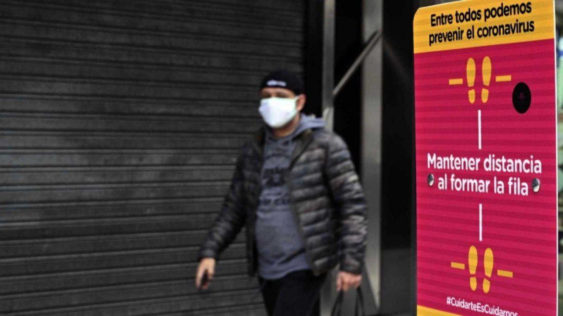 Argentina es una de las economías más golpeadas por la pandemia a nivel global.
