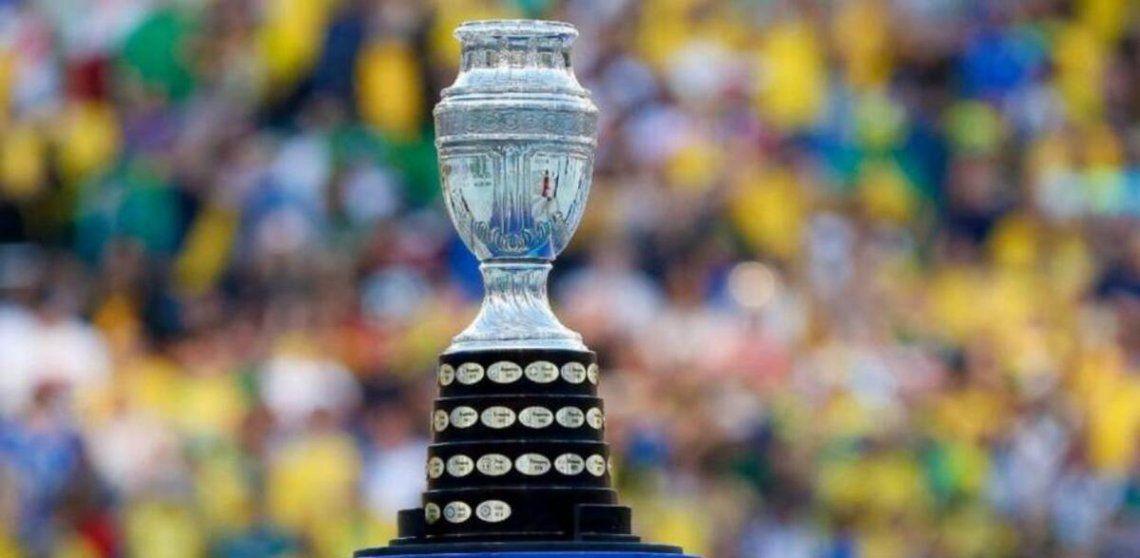 El país anfitrión ya confirmó las ciudades que serán sedes de la Copa América.