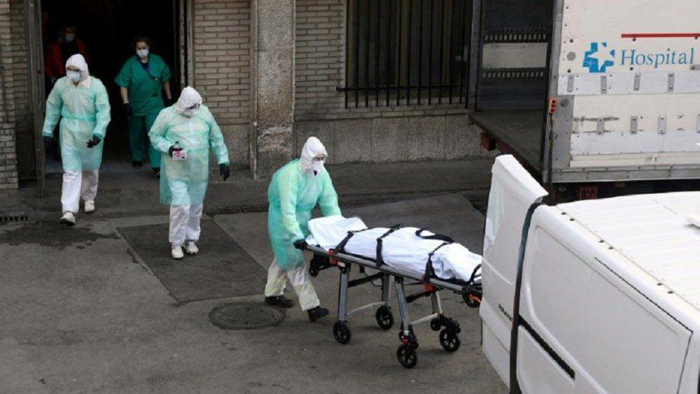 Perú: suben las muertes por coronavirus.