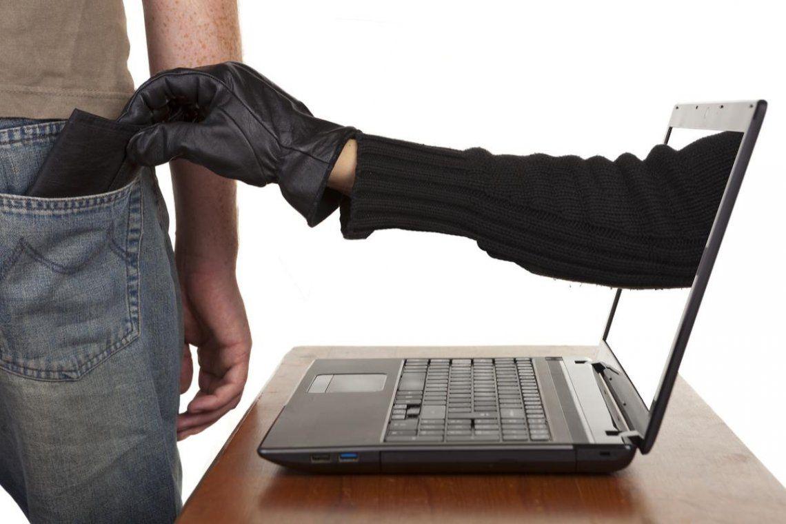 Hubo unas 9 mil estafas a través de las redes sociales.