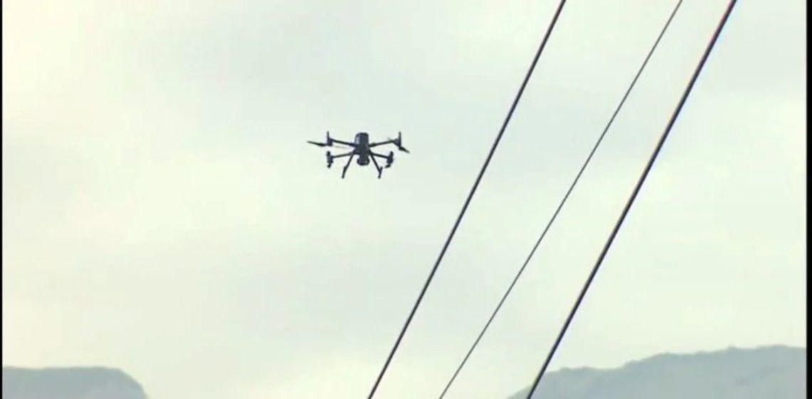 Chile derriba un dron en medio de la práctica pensando que Argentina lo espiaba
