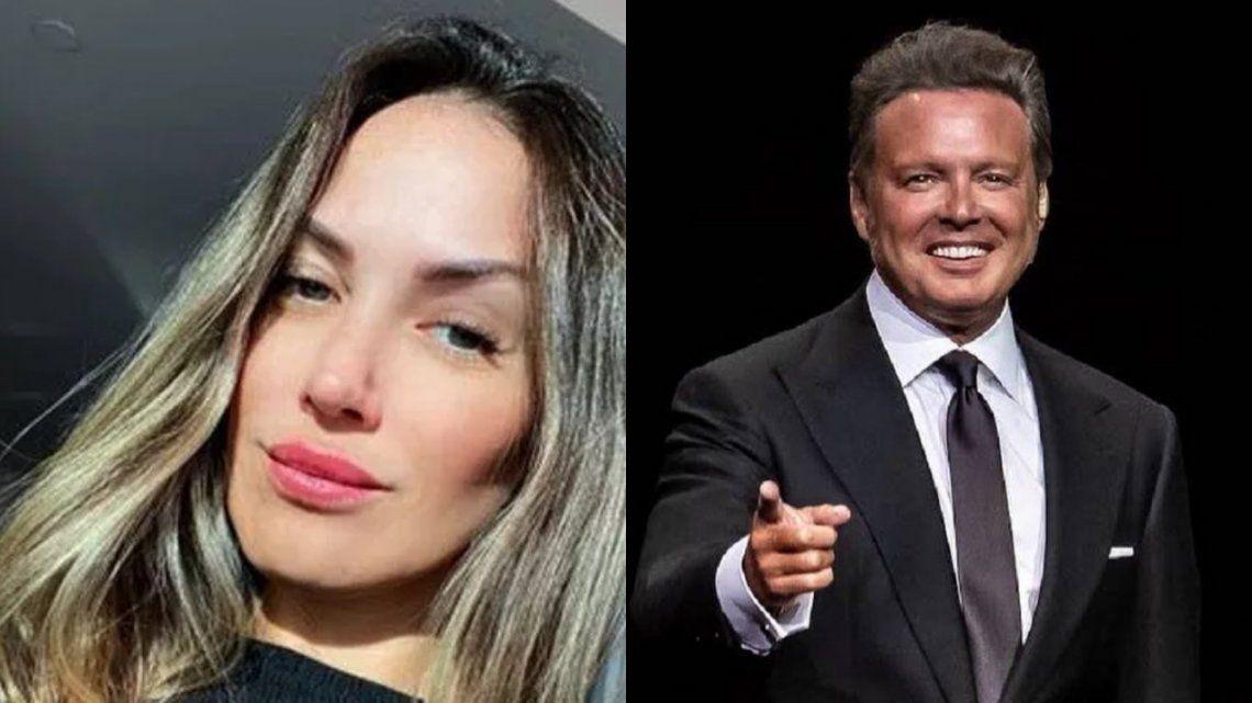 Los fanáticos confirmaron que era el romance entre Luis Miguel y la modelo a través de coincidencias en una serie de fotos.