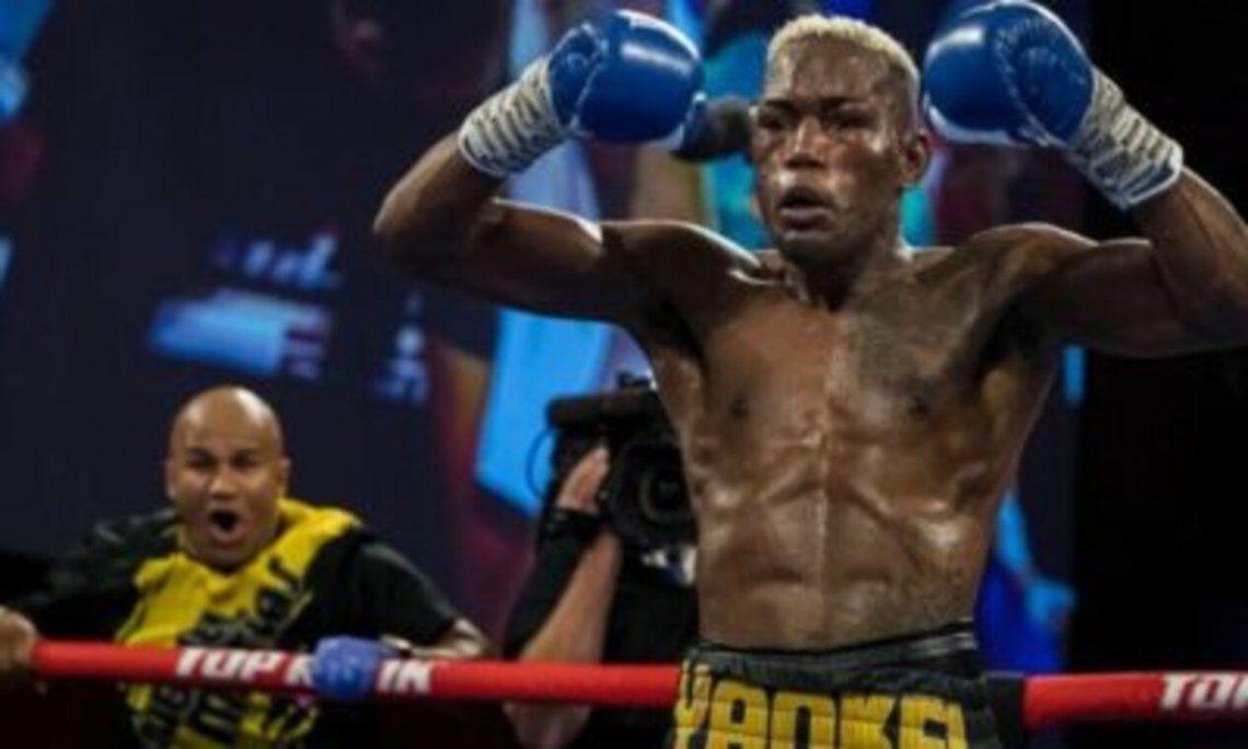 Boxeo: Subriel Matías