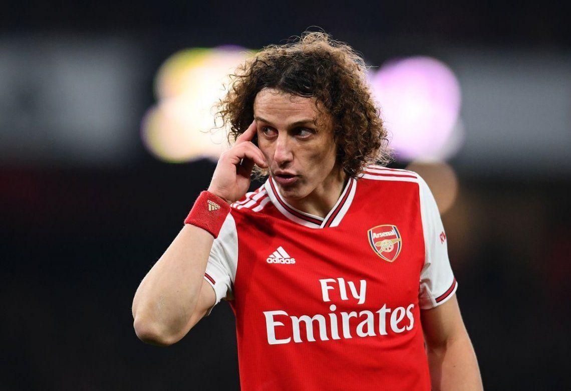 David Luiz podría sumarse al plantel de Flamengo