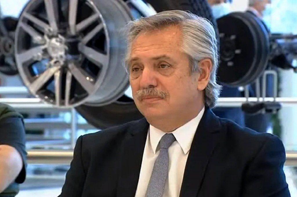 Alberto Fernández le pidió a la titular del INADI