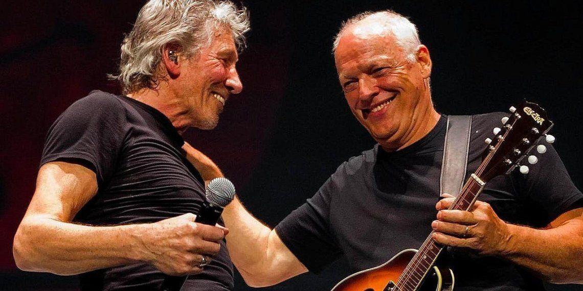 Roger Waters acusó a David Gilmour de tejer falsa narrativa para Pink Floyd