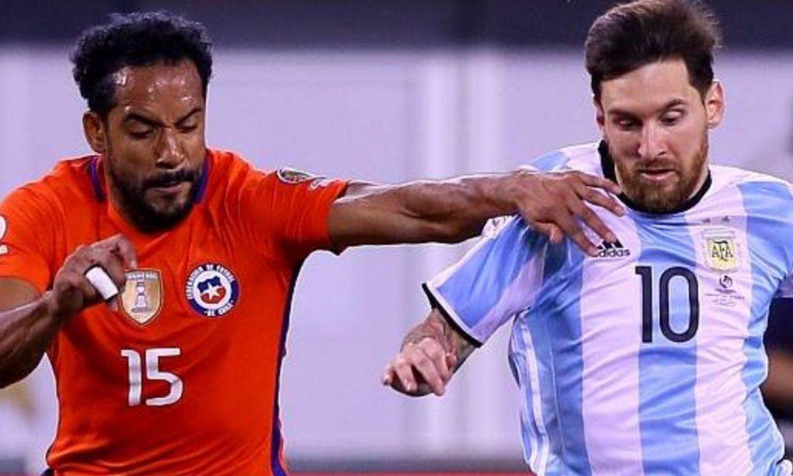 Copa América: Argentina debuta con Chile el 14 de junio