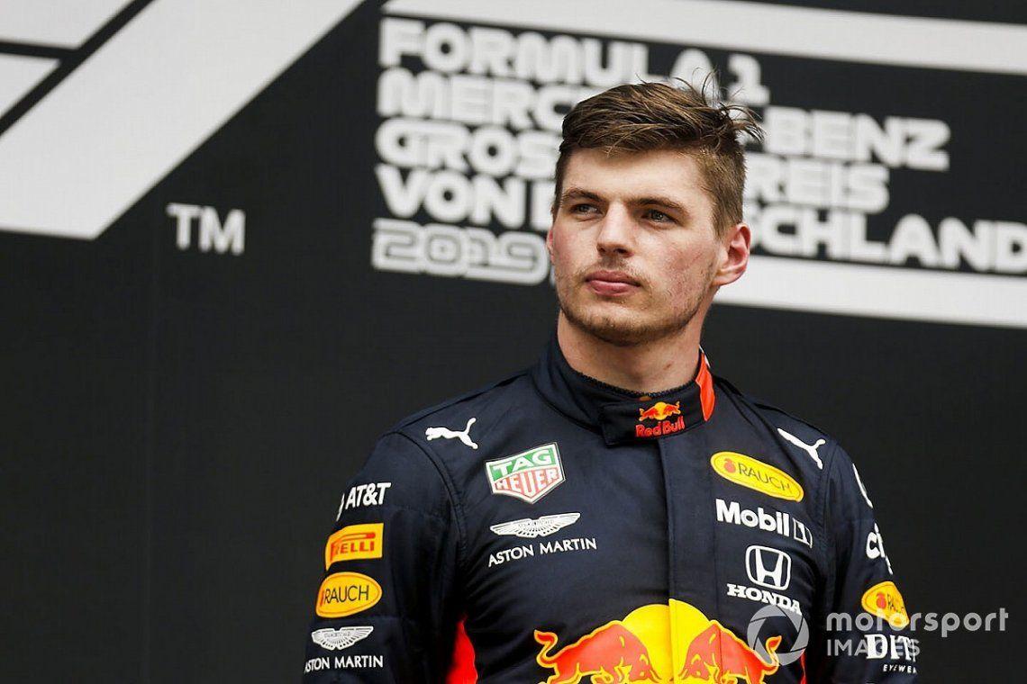 Max Verstappen intentará sostener su liderazgo en el campeonato de Fórmula 1