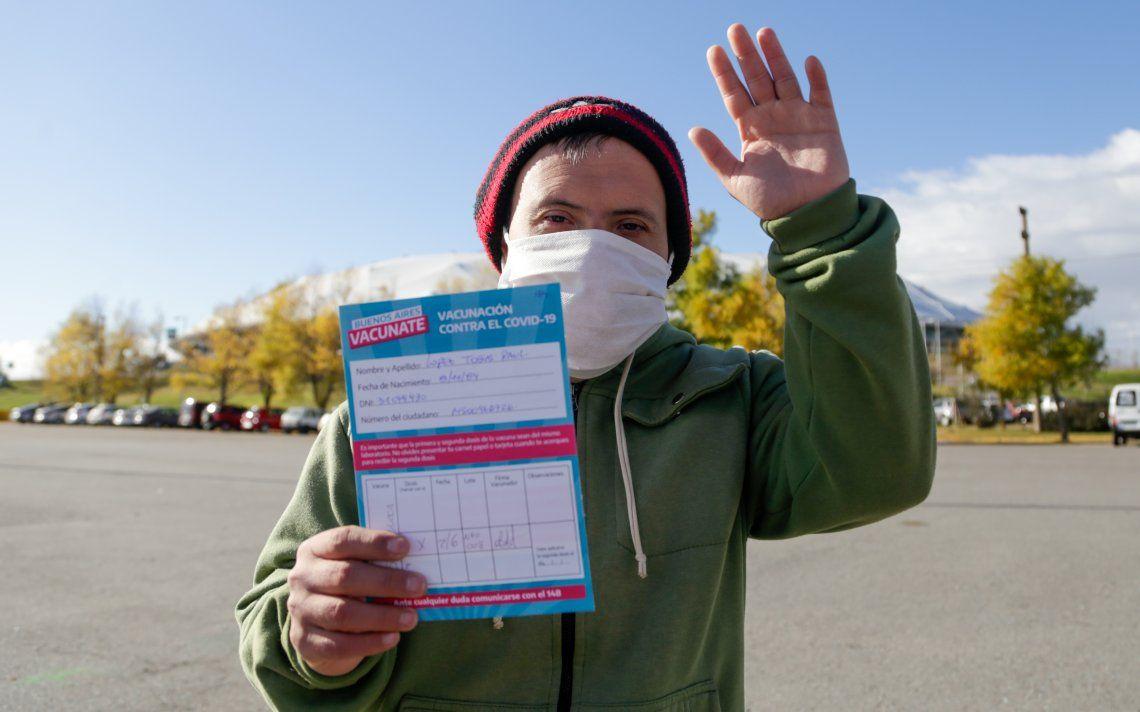 La Provincia superó los 4 millones de vacunados contra el coronavirus.