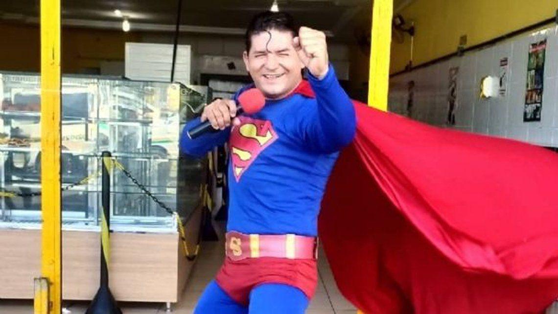 Superman brasilero.