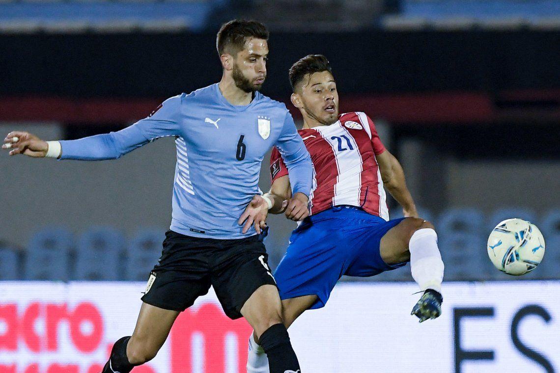 Uruguay y Paraguay igualaron en Montevideo