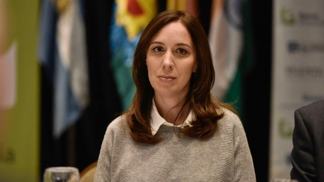 Vidal: Macri me ha dicho que prefiere que sea candidata en Provincia