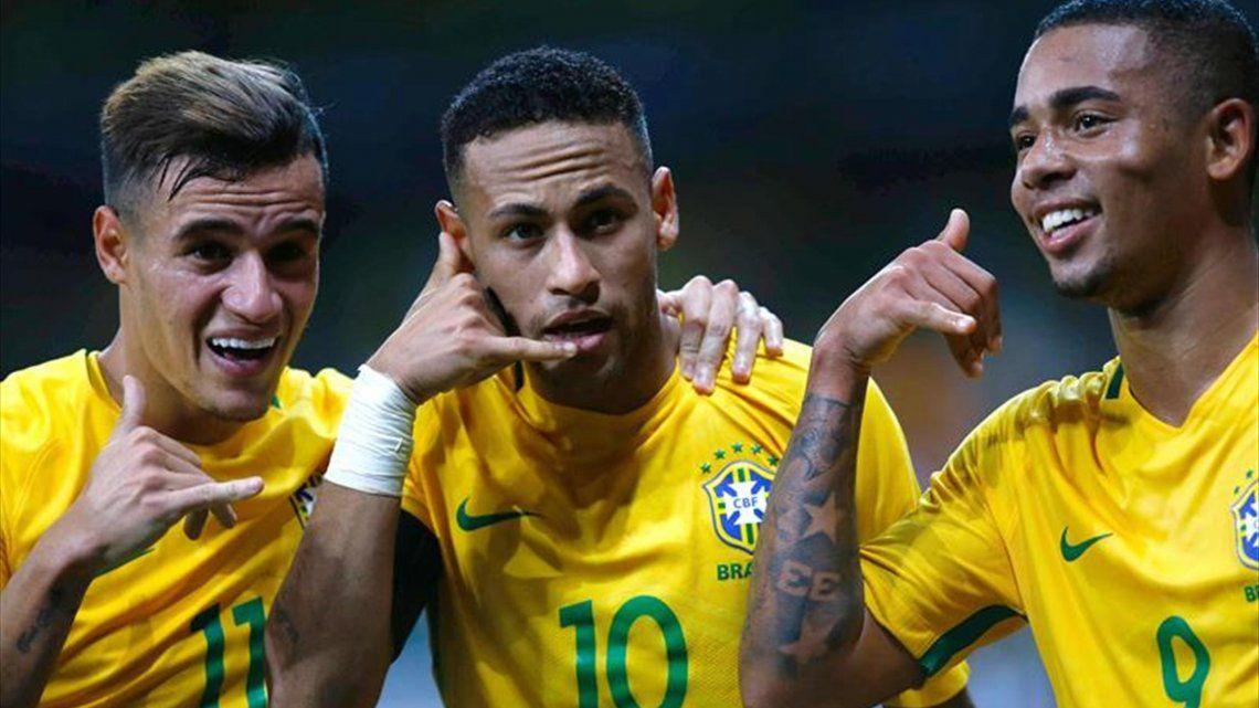 Escándalo en Brasil: las figuras no quieren jugar la Copa América en su país