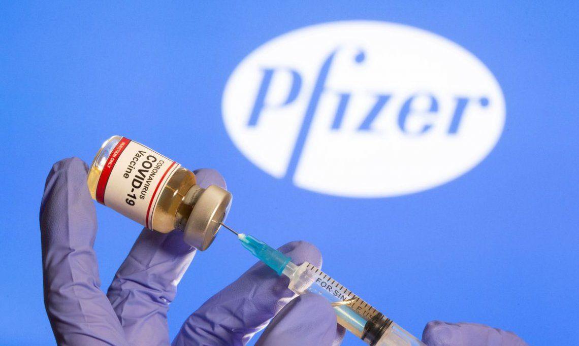 Pfizer: según un estudio, la eficacia de una sola dosis es menor para algunas variantes de coronavirus
