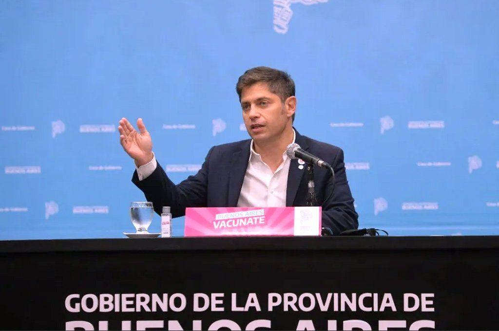 La provincia de Buenos Aires acordó la compra de 10 millones de vacunas