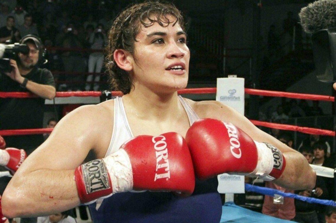 Boxeo: Tigresa Acuña