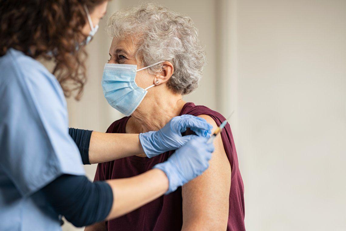 Fuerte avance del Plan de Vacunación a nivel nacional.