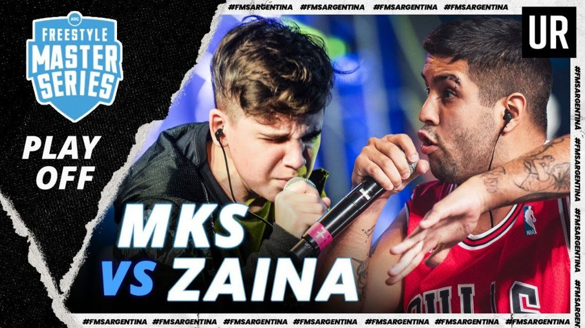 FMS Argentina: Zaina venció a MKS y ascendió a la liga.