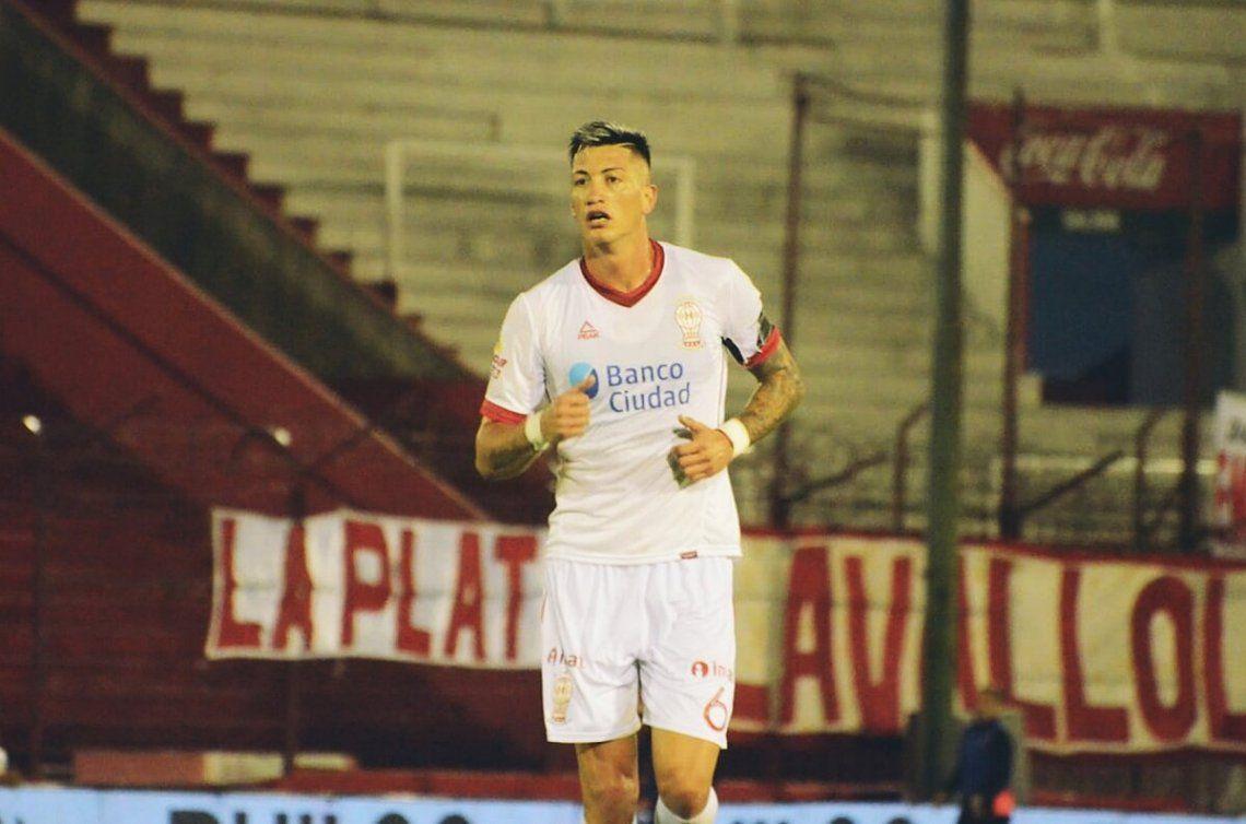 Lanús negocia con el club de Parque Patricios por Merolla.