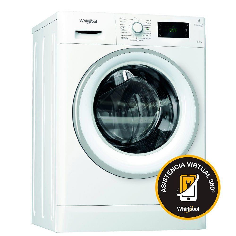 Frávega vendió un lavarropas Whirpool que NO funciona. No se hacen de resolver el problema