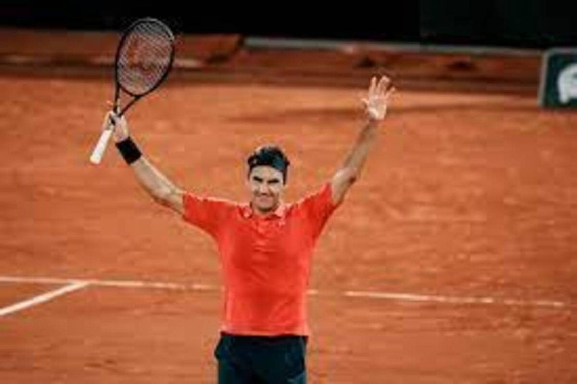 Roger Federer se retiró del Roland Garros.