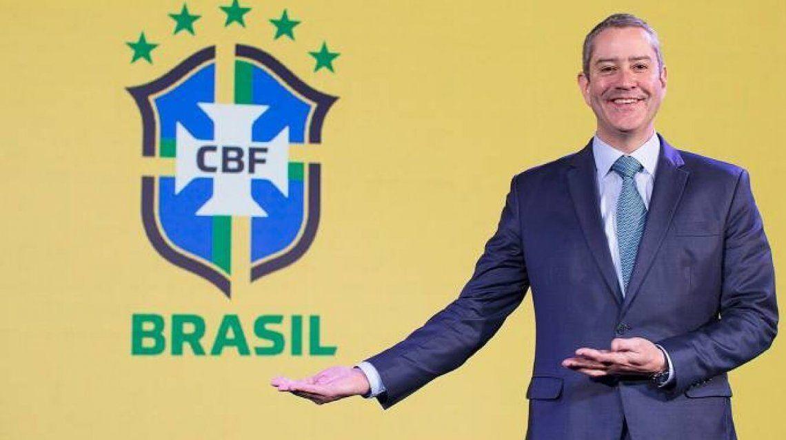 El presidente de la Confederación Brasileña de Fútbol (CBF)