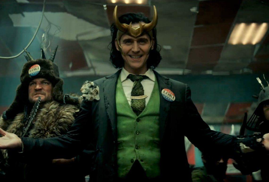 Disney revela que Loki es de género fluido