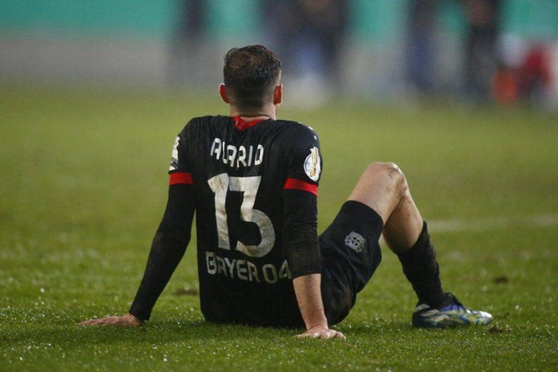 Lucas Alario se pierde la Copa América
