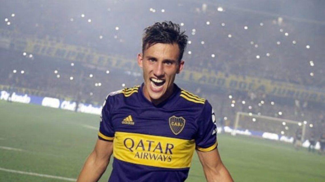 Nicolás Capaldo deja Boca y Jugará en el Red Bull Salzburg de Austria.