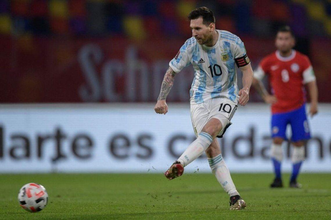 Argentina visita a Colombia por las Eliminatorias Sudamericanas.